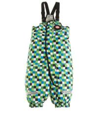"""Legowear Skihose """"Jacob 615"""" in Grün/ Bunt"""