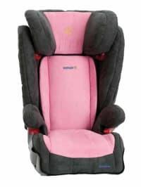 "Sunshine Kids Kinderautositz ""Monterey"" Gruppe II/ III in rosa"